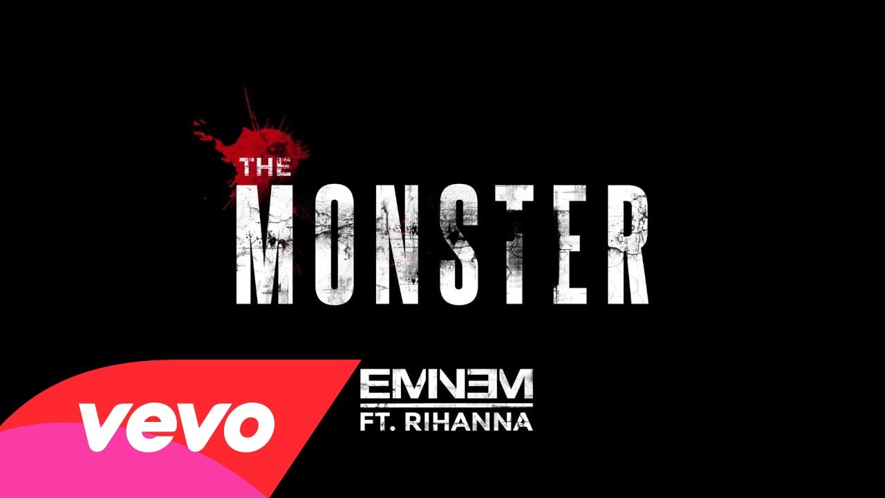 Eminem – 2013 – The Monster (feat. Rihanna)