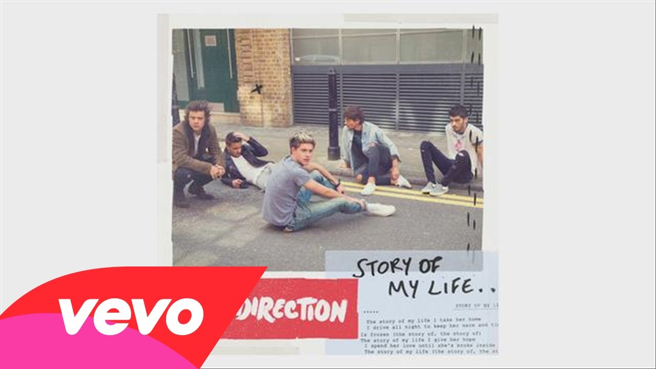 One Direction – 2013 – Story Of My Life