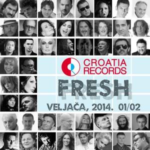 Fresh 01-02  - 2014 (Croatia Records)
