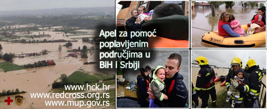 Apel Za Pomoc Poplave BiH, SRB 2014 2