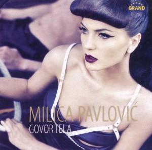 Milica Pavlovic - 2014 - Govor Tela (Front)