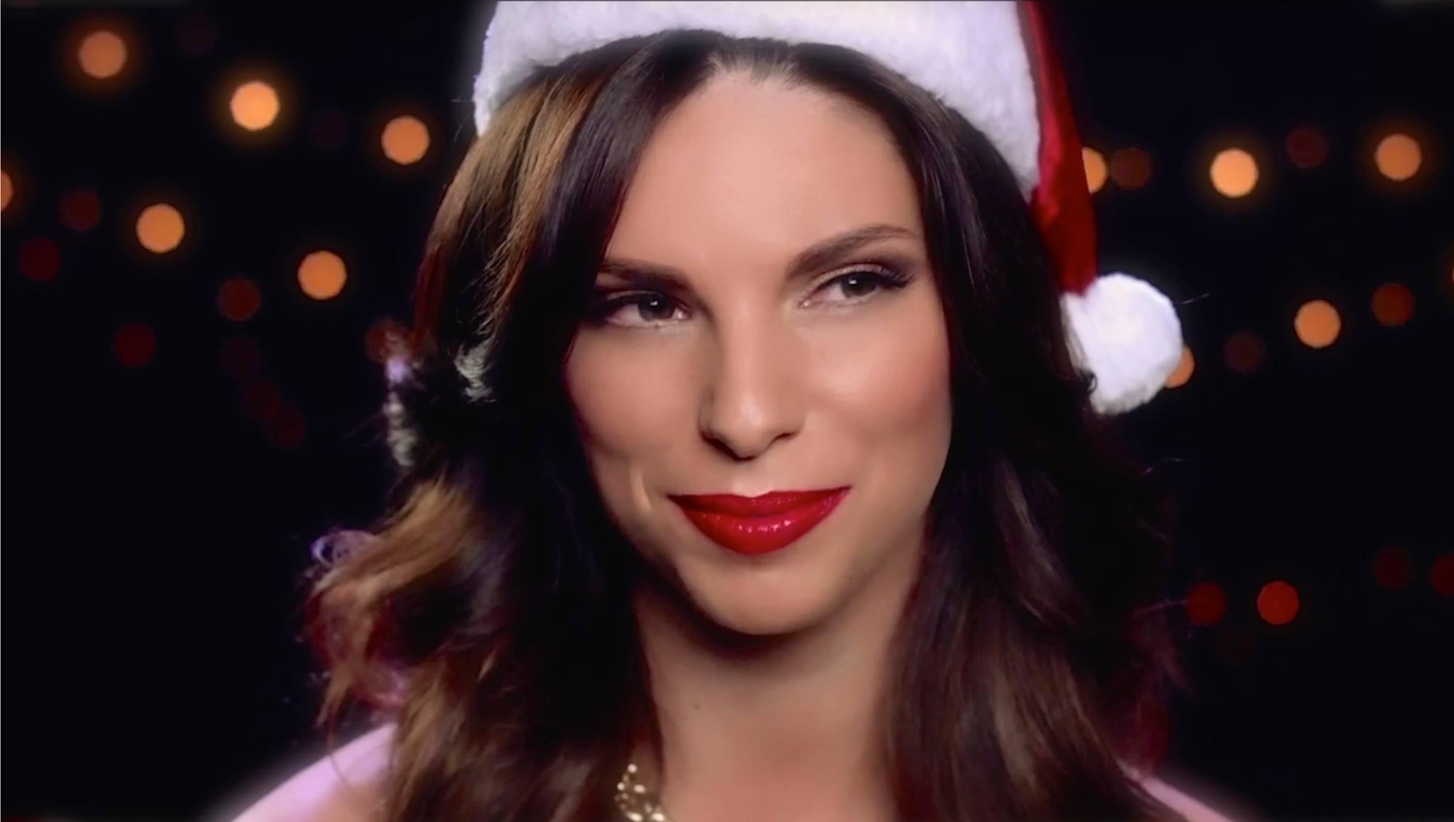 Kristina Vukas - 2014 - Santa Baby (Promo)