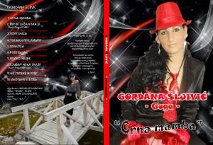 Gordana Sljivic Goga - 2014 - Crna Mamba (Front+Back)
