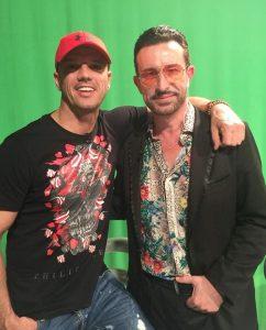 Boban Rajovic i Mladen Burnac